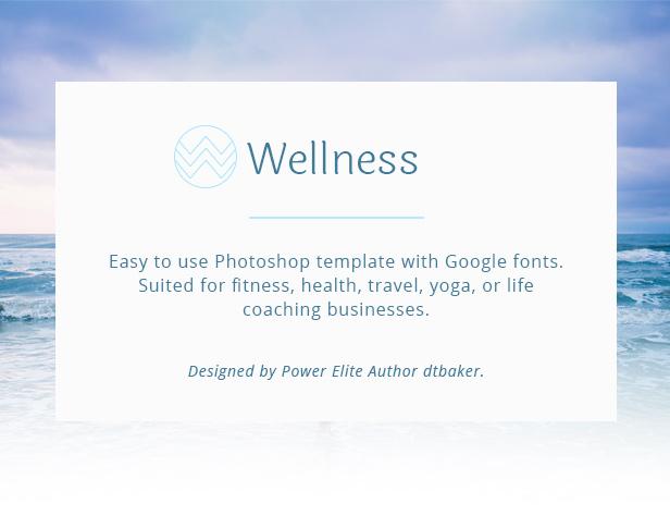 wellness header